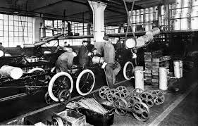 first car ever made by henry ford photos of the ford assembly line in 1913 business insider