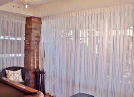 sheer window treatments pleated sheer curtains window treatments penfriends