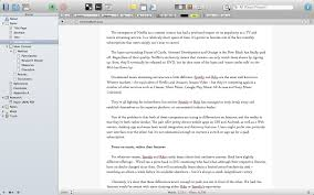 Resume Program For Mac 10 Best Word Processing Apps For Mac