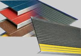 non skid stair treads exterior stair treads corner guards
