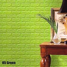 self adhesive brick 3d wallpaper u2013 the viral gadgets