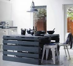 Pallet Kitchen Furniture Pallet Inspiration Pallet Kitchen Island House
