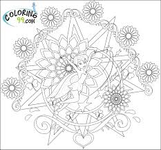 100 ideas coloring pictures of tinkerbell and friends on