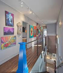 houston art work hall contemporary with calm door dealers and
