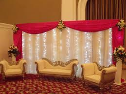 Indian Engagement Decoration Ideas Home by Indian Wedding Stage Decoration Images Images Wedding Decoration