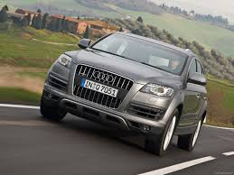 Audi Q7 Suv - 3dtuning of audi q7 suv 2009 3dtuning com unique on line car