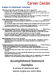 career resume resume cv and guides student affairs