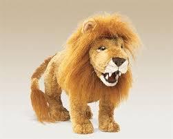 lion puppet aardvarkstozebras webwilds small lion puppet from folkmanis