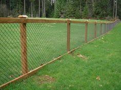 Backyard Fences Ideas by Cheap Fence Ideas Inexpensive Fence Ideas Become The Inexpensive