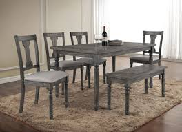 lark manor parkland 6 piece dining set u0026 reviews wayfair