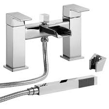 waterfall bath shower mixer tap