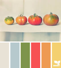 Color Design Palette Tomato Tones Http Design Seeds Com Index Php Home Entry Tomato