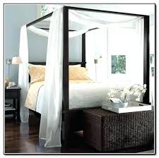 Poster Bed Curtains Stunning Four Poster Bed Curtains Sale Contemporary Best Ideas