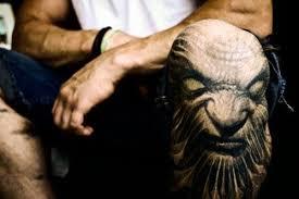 25 badass knee tattoos tattoodo