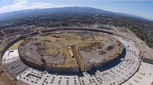 New Apple Headquarters Drone Footage Of The New Apple Headquarters In Cupertino Is Stunning