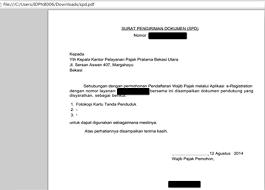 petunjuk membuat npwp online tata cara pendaftaran npwp melalui sistem e registration ortax