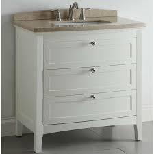 Cream Bathroom Vanity by 36 White Bathroom Vanity With Top Bathroom Vanity With Natural