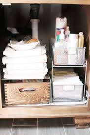 bathroom organizing ideas cathey with an e saturday u0027s seven