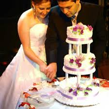 wedding cake cutting silver cake cutting service catering by mopsie tx