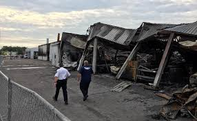 lexus dealership utica mi fire at chevrolet dealership near detroit destroys about 30 vehicles