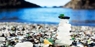 glass beach russia s vodka glass bottle beach is awe inspiring vinepair