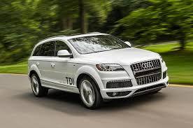 Audi Q7 2012 - vw reaches settlement on dirty 3 0 liter tdi diesels news the
