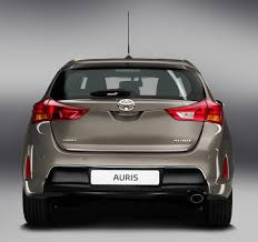 what u0027s changed on the new toyota auris