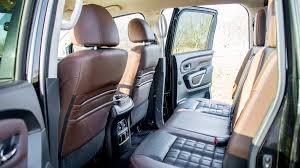 2016 Nissan Titan Xd Platinum Reserve Cummins Diesel Pickup Review