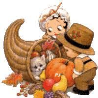 c shannon morrison s csboop betty boop thanksgiving album