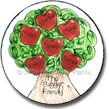 painted platters personalized 85 best family platters images on ceramic painting