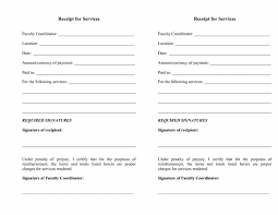 7 sample invoice for services rendered short paid receipt template