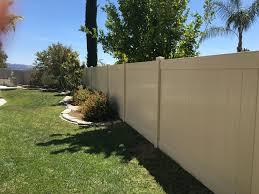 vinyl fence 3t fencing