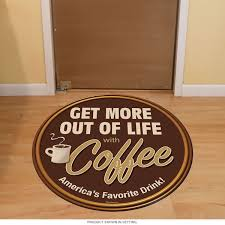 floor and decor address coffee get more out of life floor decal diner floor stickers