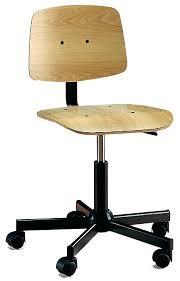 chaise de bureau en bois à chaise de bureau en bois womel co