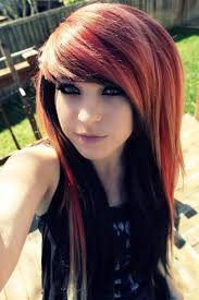 what is a persion hair cut i love this hairstyle but i don t know why people think only emo