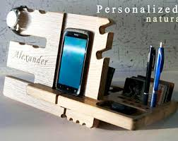 Diy Nightstand Charging Station Wood Usb Etsy