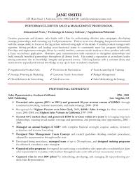 Resume For Sales Representative Fascinating Example Sales Resumes Resume Cv Cover Letter