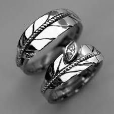 black zirconium wedding bands american black zirconium wedding rings spirit sunset