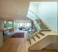 west coast modern home tour 2016 waterfront duplex