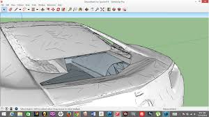 creating a flat surface on a curved surface sketchup sketchup