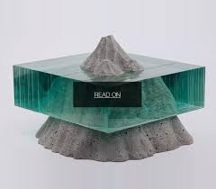 UKs Leading Glass Furniture Specialist Glassdomain - Design glass table