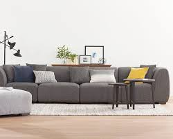 sofa scandinavian design kelsey modular sectional sectionals scandinavian designs