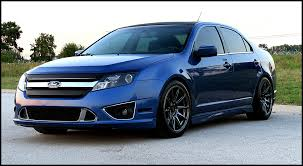 2010 ford fusion custom lowering question best setup combination fordfusionclub com