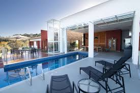 modern architecture lake furnas custom home interior design