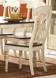 Amazoncom Homelegance Ohana  Piece Dining Table Set In White - Ohana white round dining room set