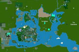 Map Geo Sw City Atlas