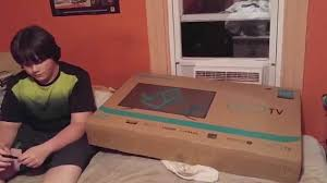 black friday 40 inch tv william unboxes a 40