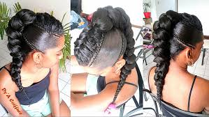 jumbo braids hairstyles pictures how to new mohawk style with a french braid mini cornrows