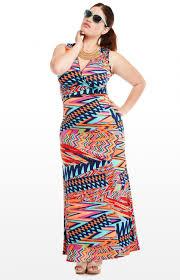 10 fun but stylish plus size maxi dresses plus model magazine