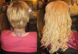 keratin extensions hair extensions straightening true beauty salon rocky point